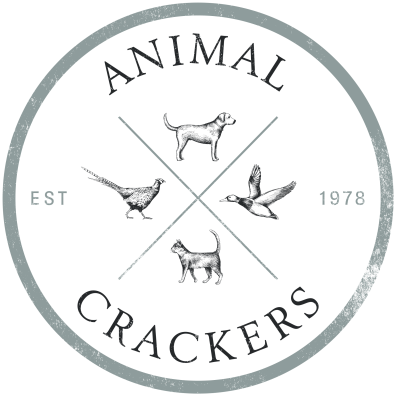 Animal Cracker Stamp - solid background